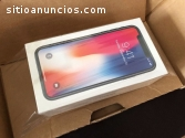 Venta Apple Iphone X 256GB/iphone 7 256g