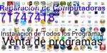 VENTA DE PROGRAMAS (reparacion)