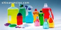 Venta labortatorio, productos de limpie