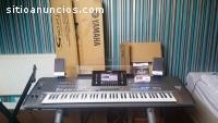 venta nuevo Yamaha Tyros 5 teclado $1600