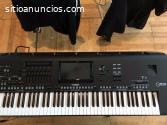Venta Yamaha Genos, Korg Pa4X, Motif XF8