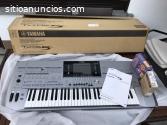 Yamaha Tyros 5 sintetizador de teclado
