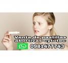 Abortivas cytotec,quito,0981477743