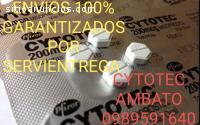 ABORTIVOS CYTOTEC SIN RECETA EN AMBATO