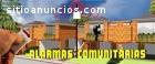 ALARMA COMUNITARIA INALÁMBRICA