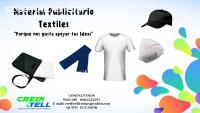 ARTICULOS PUBLICITARIOS TEXTIL QUITO