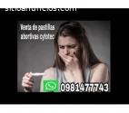 Caluma pastillas abortivas 0981477743