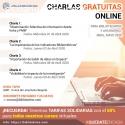CHARLAS GRATIS ONLINE BIBLIOTECARIOS