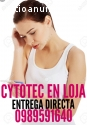 CYTOTEC EN LOJA 0987078595