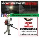 ERRADICACIÓN DE MURCIELAGOS 0999283484