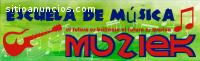 escuela de musica muziek