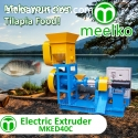 Extrusora alimento flotante peces Meelko