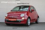 Fiat 500 año 2009