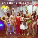 Hora Loca / Bailarines Profesionales / G