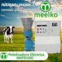 máquinas peletizadoras Meelko MKFD150C