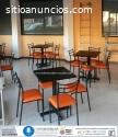 Mesas de restaurante y sillas Quito