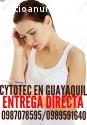 METODO ABORTIVO CYTOTEC EN GUAYAQUIL