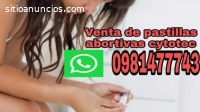 Misoprostol  venta en VINCES 0981477743