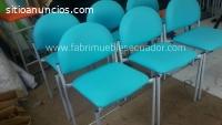 Muebles de oficina - Sillas Sensa Quito