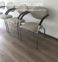 Muebles oficina-sillas con apoya brazos