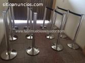 Ordenadores de fila *Quito*