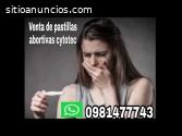 pastillas abortivas venta Riobamba