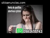 Pastillas cytotec Gualaceo 0981477743
