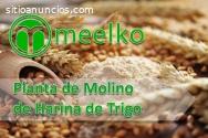 Planta de Molino de Harina de Trigo MEEL
