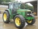Regalo de mi tractor John Deere 6900 ano