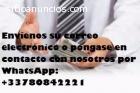 Regular sus finanzas WhatsApp: +33780842