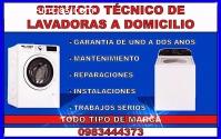 SERVICIO TECNICO DE LAVADORAS