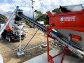 silos, dosificadoras y pre mezcladora