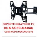 Soporte Giratorio  26 A 55  28usd