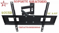 Soporte Giratorio Tv De 32