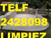 Telf 0992448828 LIMPIEZA DE CISTERNAS Y