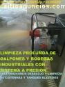 Telf 0996818473 LIMPIEZA CLORADO DE CIST