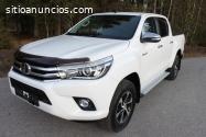 Toyota HiLux 2017 / 58,000 km