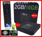 Tv Box Tx9 4k Quad core 2gb/16gb Android