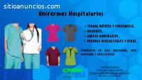 UNIFORMES PARA HOSPITALES Y CLINICAS QUI