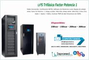 UPS Trifasico - UPS Trifasica 220V