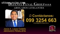 Abogado Penalista Quito 24/7
