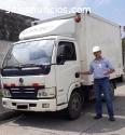 Alquiler de camión para mudanzas $ 35