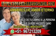 AMARRES DE AMOR ETERNOS