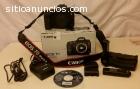 Cámara Digital SLR Canon EOS 7D Mark II