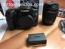 Canon EOS 70D Cámara Kit EF-S 18-55mm I
