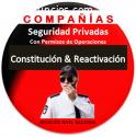 Compañías de Seguridad Privadas
