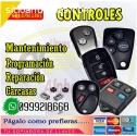 Controles de autos programación, reparac