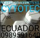 CYTOTEC EN EL SIGSIG AZUAY 0989591640