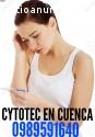CYTOTEC EN SAN FERNANDO 0989591640