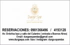 Durga Spa relax invita